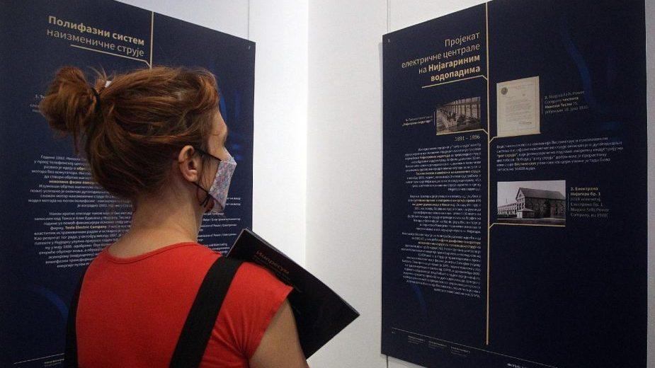 Otvorena izložba o Teslinim akademskim koracima 2