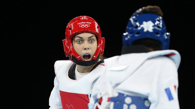 Tekvondistkinja Mandić u finalu Olimpijskih igara 1