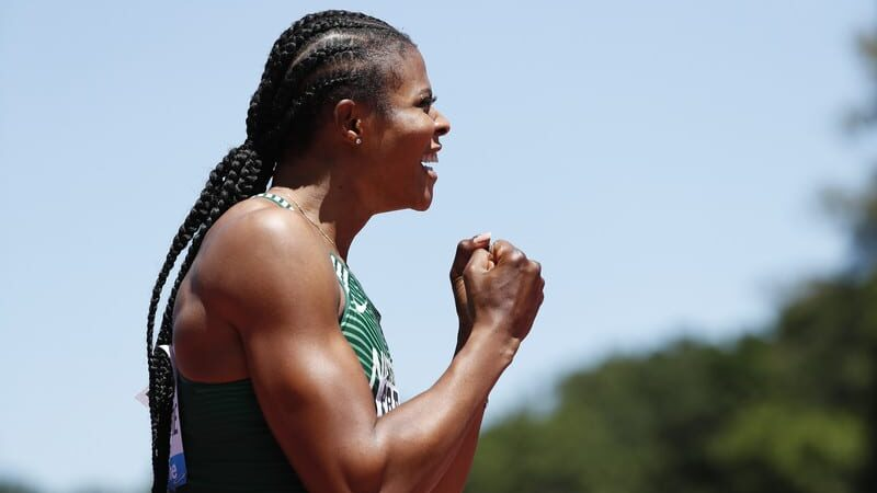 Nigerijska atletičarka diskvalifikovana sa OI zbog dopinga 1