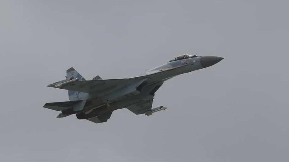 U Rusiji se srušio avion SU-35 S, pilot preživeo 1