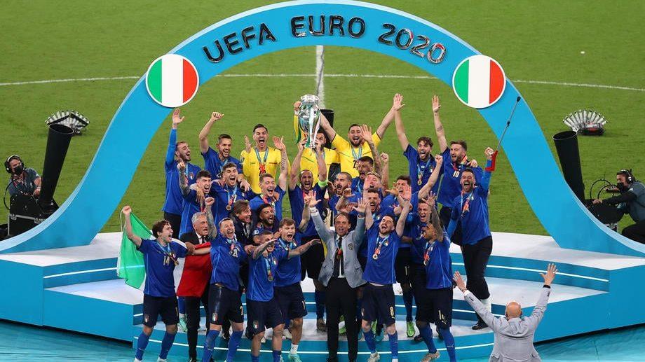 Italija nakon 53 godine šampion Evrope u fudbalu 1
