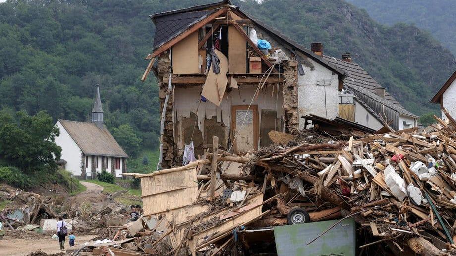 Da li su Nemačku poplavile klimatske promene? 1