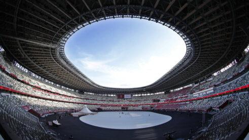 Olimpijske igre u Tokiju zvanično otvorene, Osaka upalila Olimpijski plamen 27