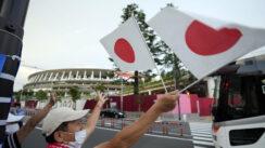 Olimpijske igre u Tokiju zvanično otvorene, Osaka upalila Olimpijski plamen 25
