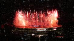 Olimpijske igre u Tokiju zvanično otvorene, Osaka upalila Olimpijski plamen 5