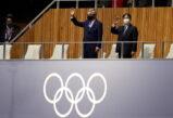 Olimpijske igre u Tokiju zvanično otvorene, Osaka upalila Olimpijski plamen 3