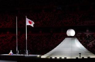 Olimpijske igre u Tokiju zvanično otvorene, Osaka upalila Olimpijski plamen 9
