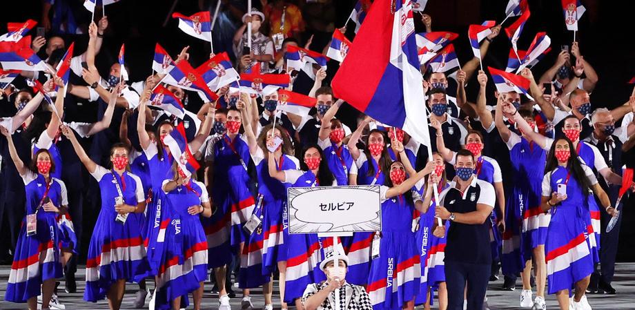 Olimpijske igre u Tokiju zvanično otvorene, Osaka upalila Olimpijski plamen 15