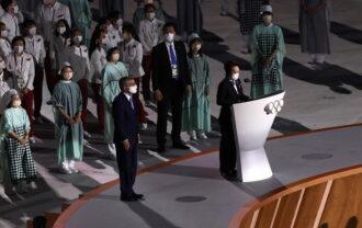 Olimpijske igre u Tokiju zvanično otvorene, Osaka upalila Olimpijski plamen 22