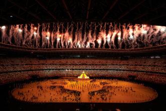 Olimpijske igre u Tokiju zvanično otvorene, Osaka upalila Olimpijski plamen 20