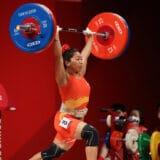 Kineskinja Džihuej osvojila olimpijsko zlato u dizanju tegova 10