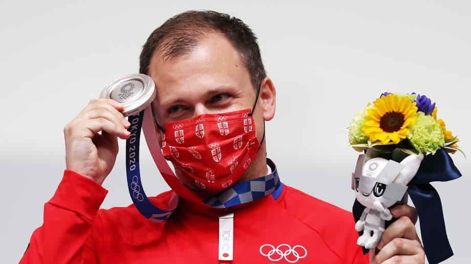 Prva medalja za Srbiju: Mikec osvojio srebro 1