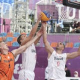 Basketaši Srbije savladali Belgiju uz 13 poena Dušana Domovića 10