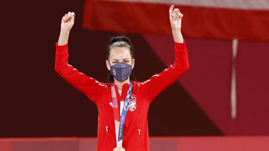Tijana Bogdanović osvojila bronzu u tekvondou 1