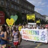 U Mađarskoj Parada ponosa u znaku protesta zbog zakona protiv LGBT 12