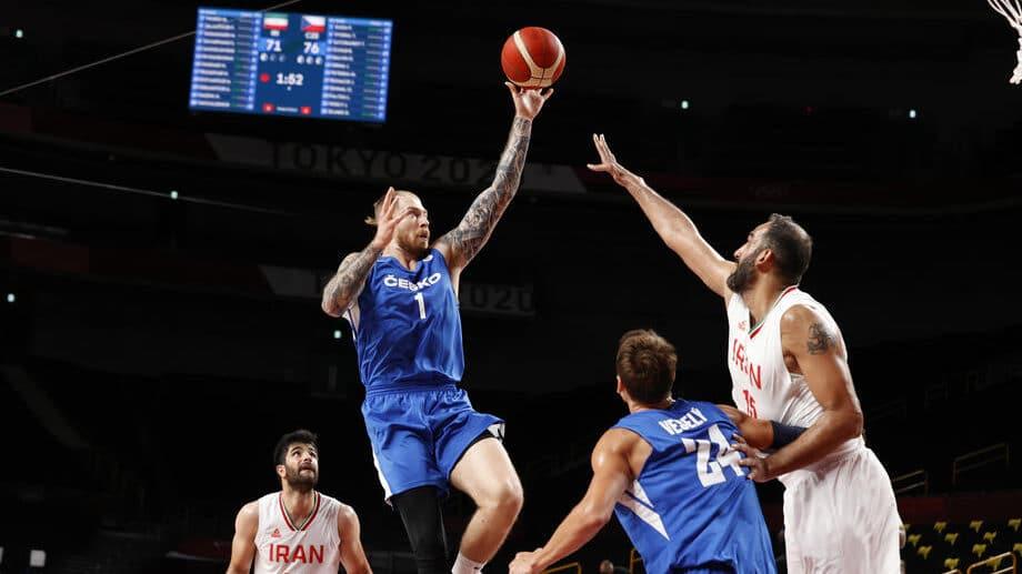 Košarkaški turnir u Tokiju počeo pobedom Češke 1