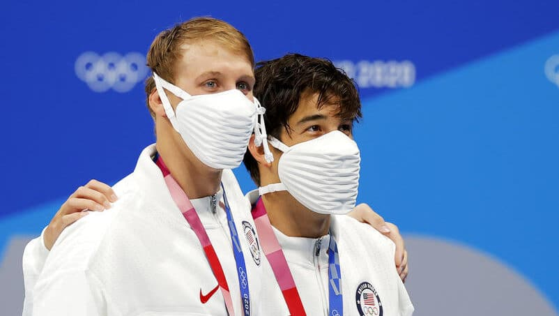 Plivač Keliš doneo Amerikancima prvo zlato u Tokiju 1