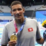 Senzacionalna pobeda Tunižanina na 400 metara slobodno 12