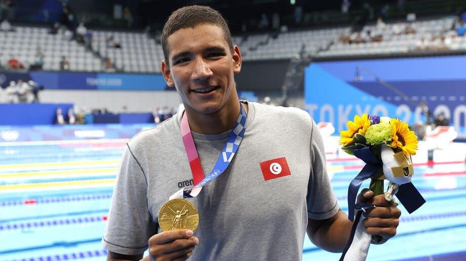 Senzacionalna pobeda Tunižanina na 400 metara slobodno 1