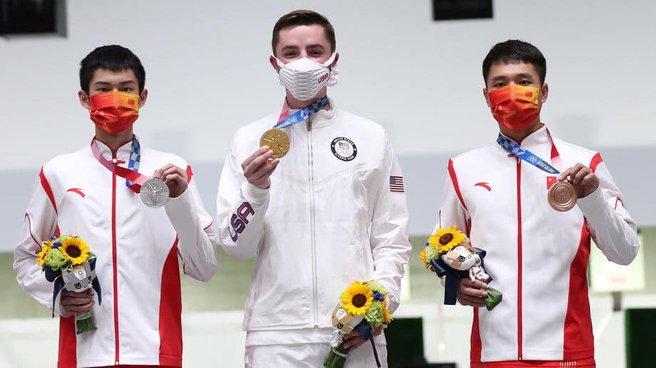 Amerikanac osvojio zlatnu medalju u disciplini vazdušna puška 1