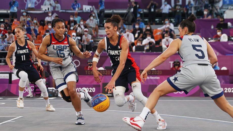 Amerikanke osvojile olimpijsko zlato u basketu 1
