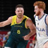 Košarkaši Australije pobedili Italiju na OI 9