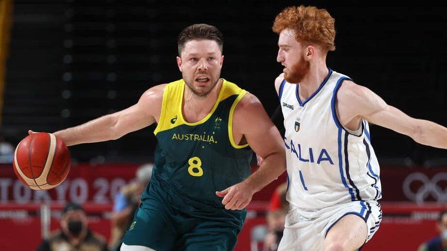 Košarkaši Australije pobedili Italiju na OI 1
