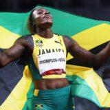 Ilejn Tompson postavila novi olimpijski rekord u trci na 100 metara 12