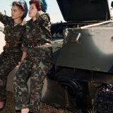 Ukrajinsko ministarstvo pod pritiskom zbog odluke da žene na vojnoj paradi nose štikle 5