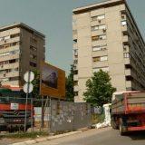 Obezbeđenje gradilišta u Bloku 37 pokušalo da skloni građane koji protestuju (VIDEO) 2