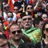 DPS nudi pravnu pomoć učesnicima protesta na Cetinju koji su pozvani na saslušanje 1
