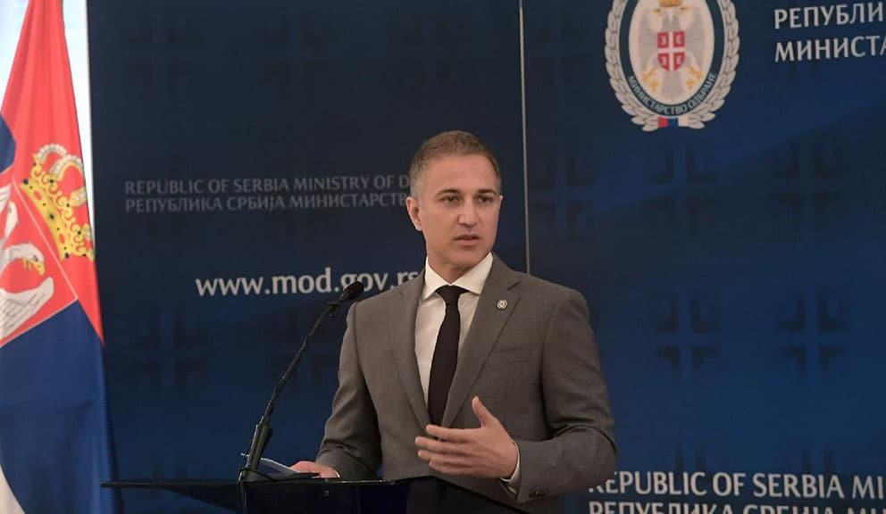 Stefanović: Uslov za dijalog povlačenje ROSU, Harčenko: Podrška Beogradu 1