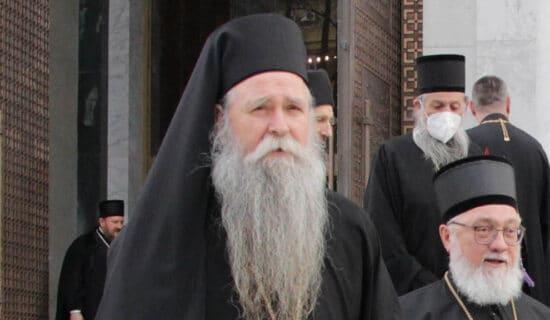 Joanikije: Crna Gora ide napred u skladu sa Njegoševim amanetom 12