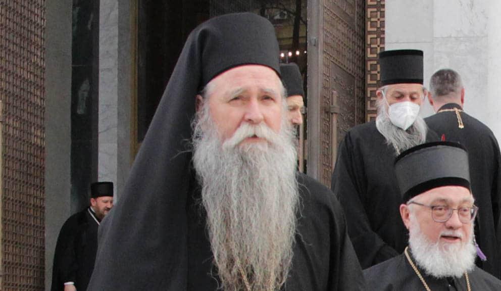 Joanikije: Crna Gora ide napred u skladu sa Njegoševim amanetom 1
