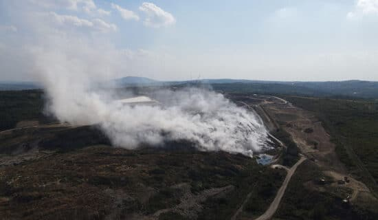 BOŠ: Posledice nedavnih požara još uvek u zemlji i vodi 12