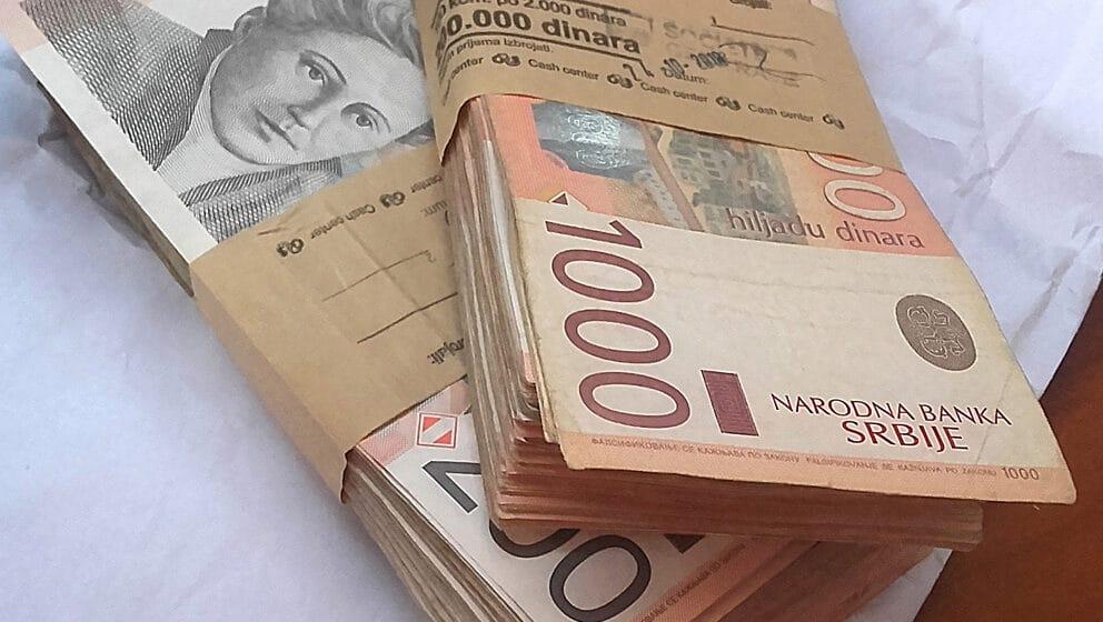 dinari novac foto Stanislav Milojkovic