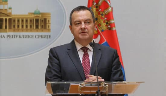 Dačić: Očekujemo pobedu na izborima 11