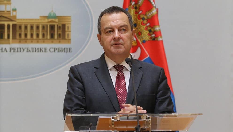 Dačić: Realno je da izbori budu održani 3. aprila 1