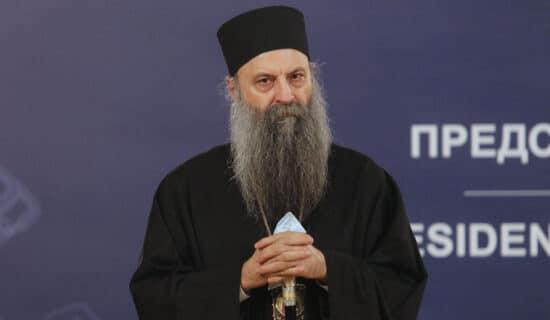 Patrijarh Porfirije sutra ide u Berane zbog ustoličenja episkopa budimljansko-nikšićkog Metodija 13