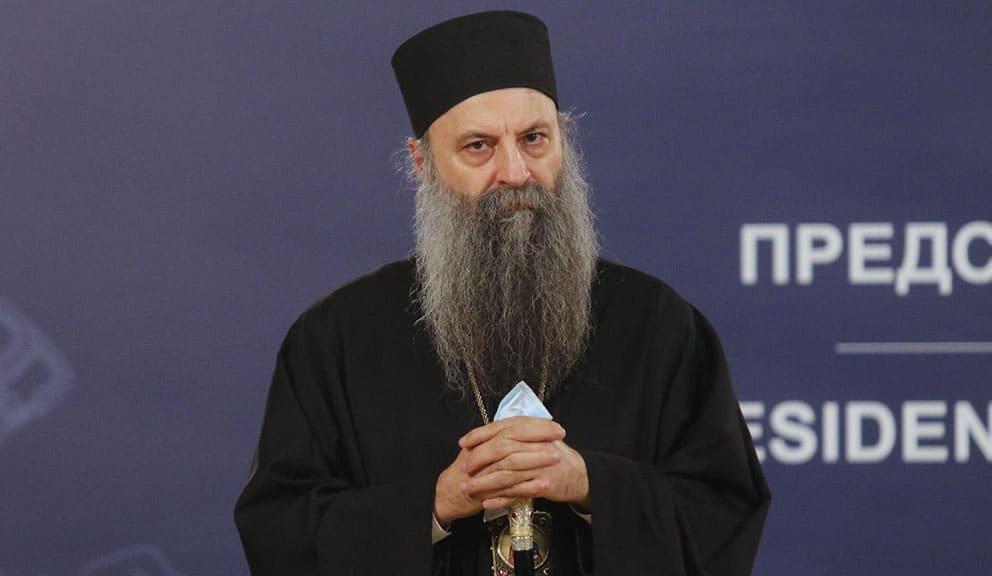 Patrijarh Porfirije sutra ide u Berane zbog ustoličenja episkopa budimljansko-nikšićkog Metodija 1