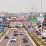 AMSS: Oprez zbog mokrih kolovoza i radova 4