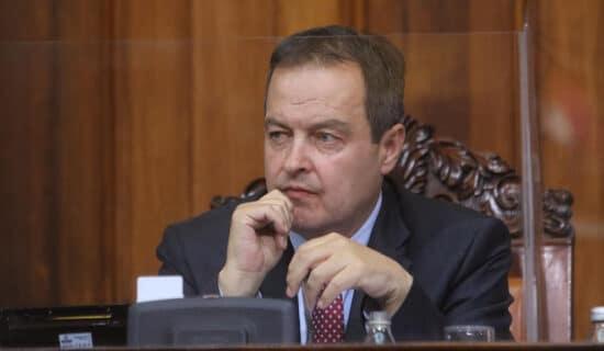 Dačić sazvao novu sednicu parlamenta za sutra 13