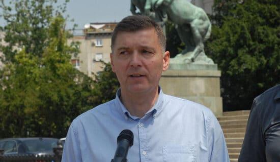 Zelenović: Vlast ne da poštene izbore 12