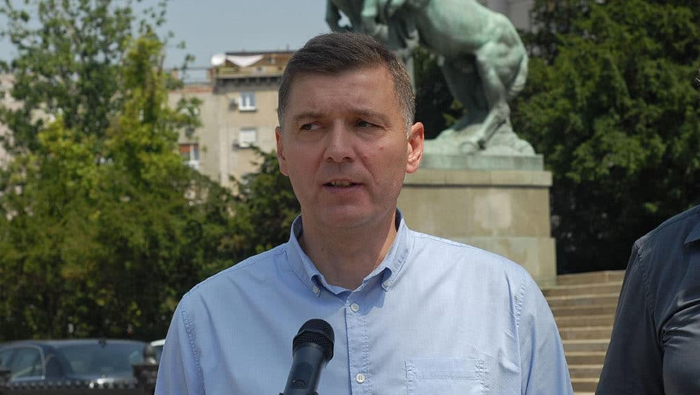Zelenović: Vlast ne da poštene izbore 1