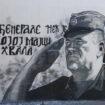Mural Mladiću već tri meseca u centru Beograda, komunalna inspekcija ne reaguje 14