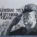 Mural Mladiću već tri meseca u centru Beograda, komunalna inspekcija ne reaguje 17