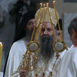 Patrijarh Porfirije služio prvu liturgiju u obnovljenom manastiru Miloševac kod Prijedora 11