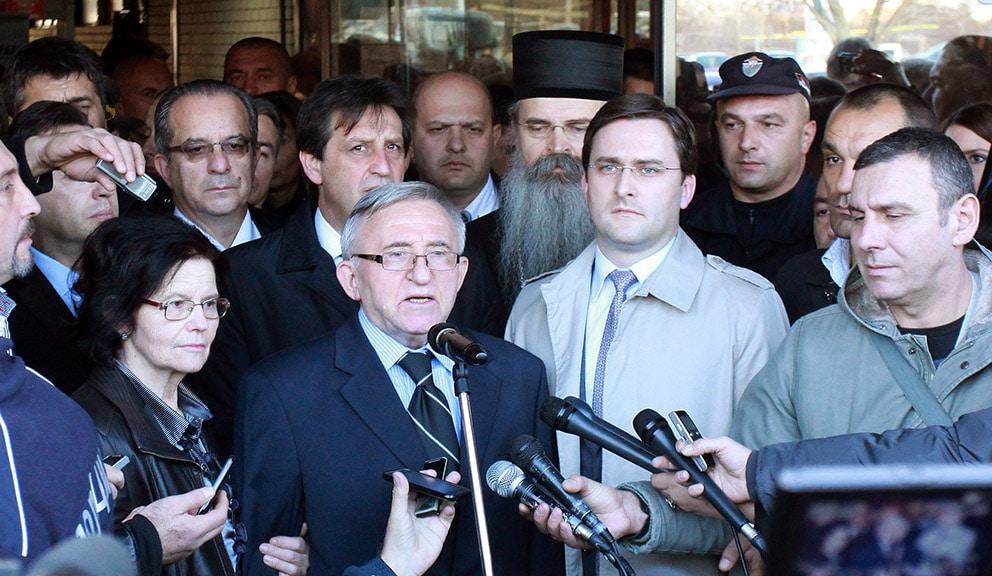 Osuđenik za ratne zločine Vladimir Lazarević počasni građanin Panteleja 15