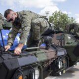 Predsednica Kosova: Vojna vozila koje je primila BSK garant održavanja mira 11