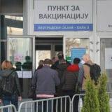 Prvu dozu vakcine u Beogradu primilo oko 800.000 osoba 4